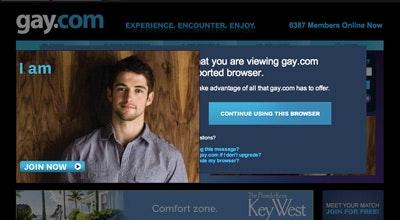 The best gay website