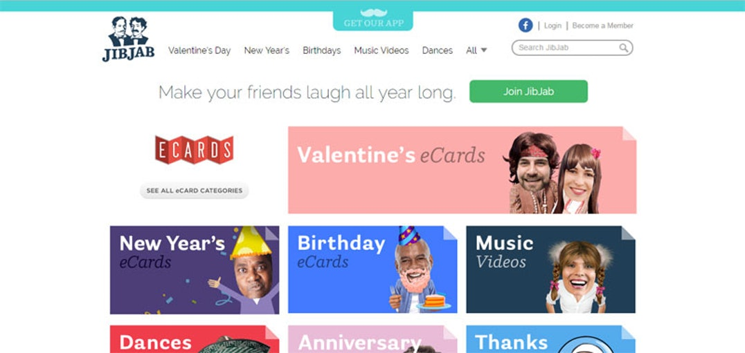 Best Sites Digest | Best Sites for E-Cards | The Good Web Guide