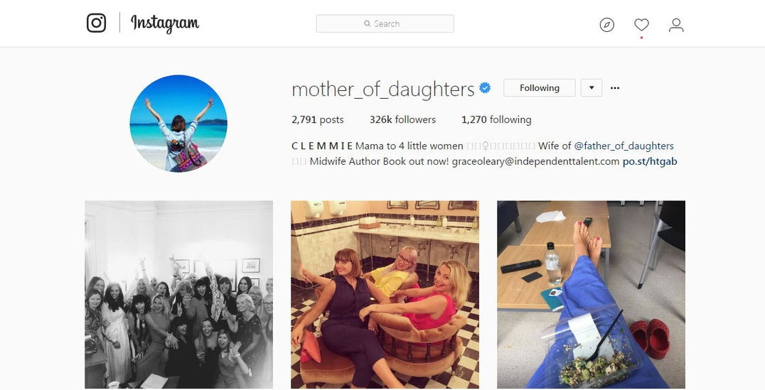 Father of Daughters | Insta-families To Follow | The Good