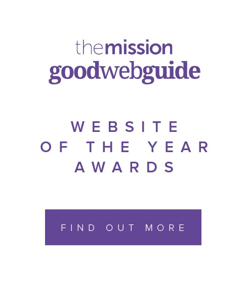Website Reviews | Intelligent & Inspired | The Good Web Guide