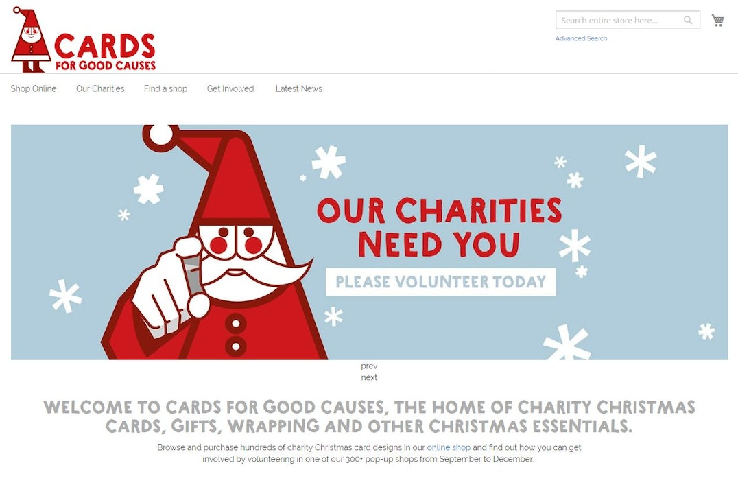 5 Best Sites For Christmas Cards The