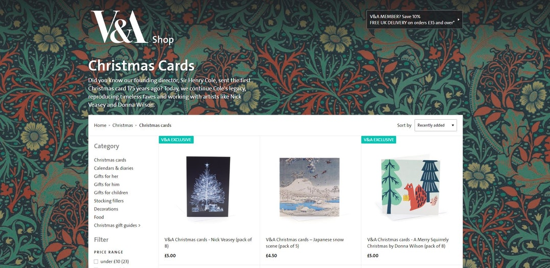 Five of the best sites for Christmas cards   What\'s Online   The ...