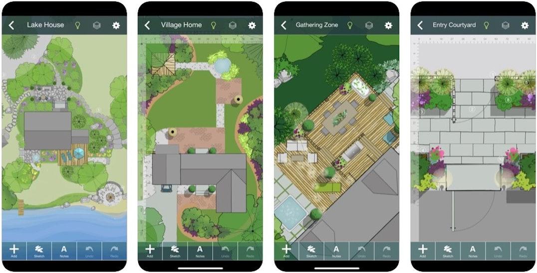 Best Garden Design Apps The Good Web Guide